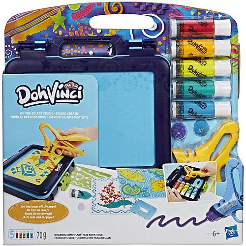 """Игровой набор DohVinci """"Всё для творчества"""" от Hasbro"""