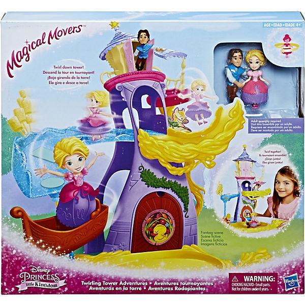 Игровой набор Disney Princess Дворец Рапунцель