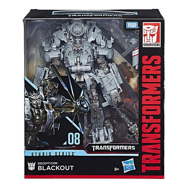 """Трансформеры Hasbro Transformers """"Коллекционный"""" Блэкаут, 33 см"""