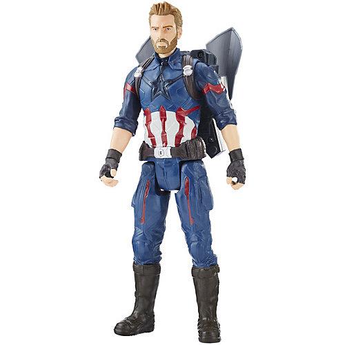 "Фигурка Avengers ""Мстители"" Power FX Капитан Америка от Hasbro"