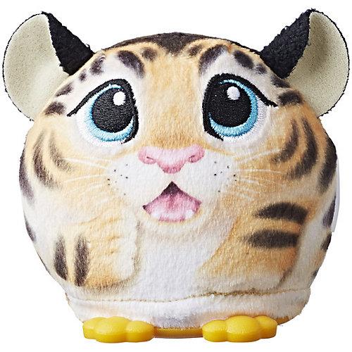 """Интерактивная мягкая игрушка FurReal Friends Cuties """"Плюшевый Друг"""" Тигрёнок от Hasbro"""