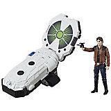 """Игровой набор Star Wars """"Force Link"""" Фигурка Хана Соло и интерактивный браслет"""