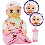 "Интерактивная кукла Baby Alive ""Любимая Малютка"""