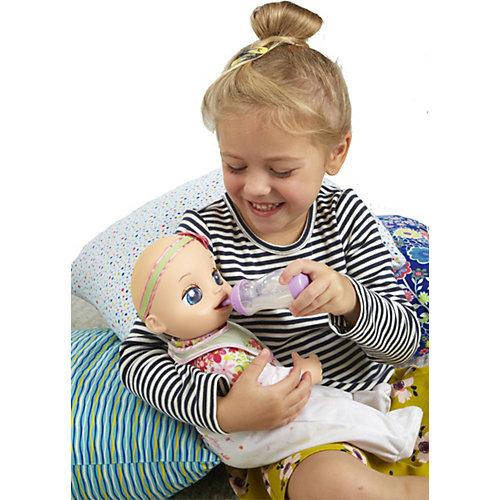 """Интерактивная кукла Baby Alive """"Любимая Малютка"""" от Hasbro"""