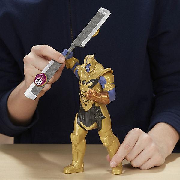 """Игровой набор Avengers """"Мстители"""" Железный человек против Таноса"""