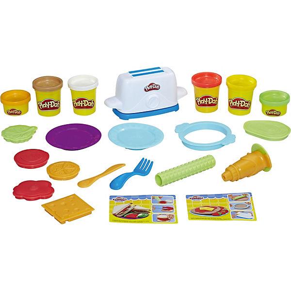 """Игровой набор Play-Doh""""Тостер"""""""