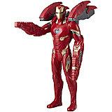 """Интерактивная фигурка Avengers """"Мстители"""" Железный человек в усиленной броне"""
