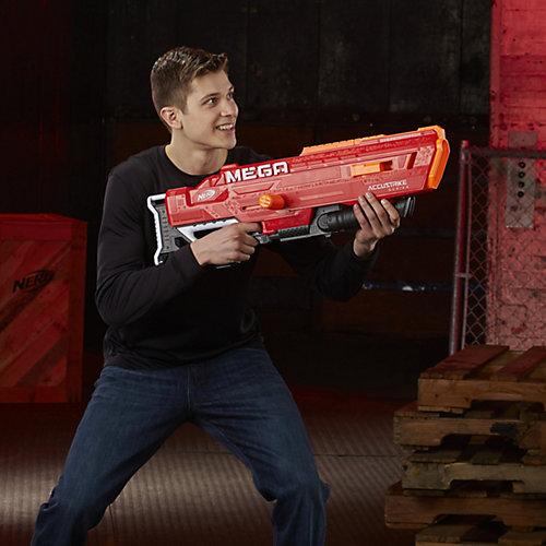 """Бластер Nerf """"Mega"""" Фандерхок от Hasbro"""