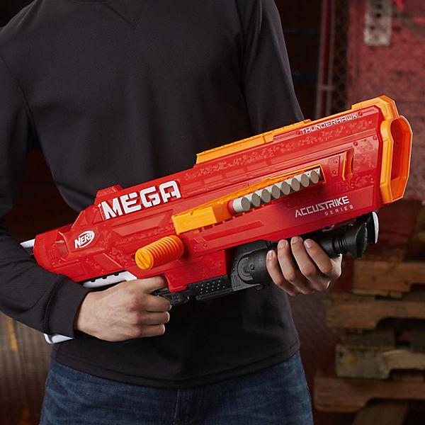 """Бластер Nerf """"Mega"""" Фандерхок"""