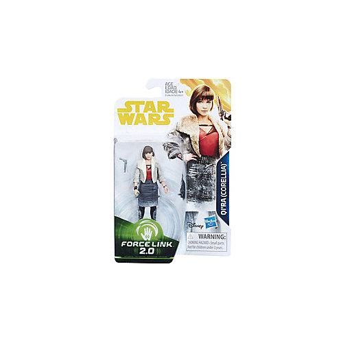 "Интерактивная фигурка Star Wars ""Force Link"" Кира Кореллия, 12 см от Hasbro"