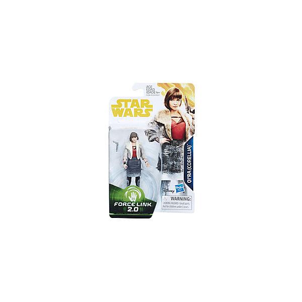"Интерактивная фигурка Star Wars ""Force Link"" Кира Кореллия, 12 см"