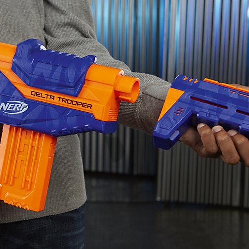 "Бластер Nerf ""Elite"" Дельта Трупер от Hasbro"