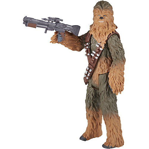 "Интерактивная фигурка Star Wars ""Force Link"" Чубакка, 12 см от Hasbro"