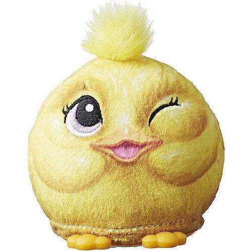 """Интерактивная мягкая игрушка FurReal Friends Cuties """"Плюшевый Друг"""" Цыплёнок от Hasbro"""