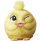 """Интерактивная мягкая игрушка FurReal Friends Cuties """"Плюшевый Друг"""" Цыплёнок"""