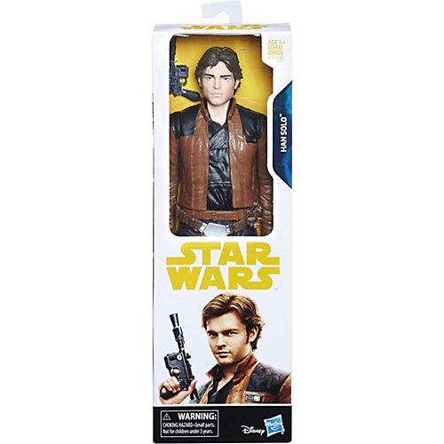 "Фигурка Star Wars ""Титаны"" Хан Соло, 30 см от Hasbro"