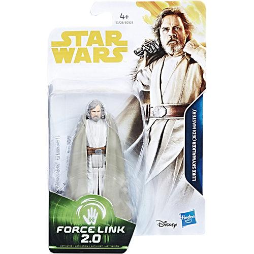 """Интерактивная фигурка Star Wars """"Force Link"""" Джежай Люк Скайуокер, 12 см от Hasbro"""