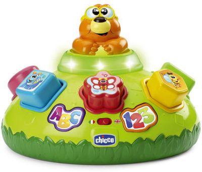 """Интерактивная игрушка для малышей Chicco """"Крот"""""""