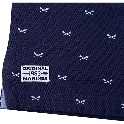 Поло Original Marines - темно-синий от Original Marines