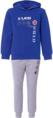 Комплект: пуловер,брюки Original Marines для мальчика - синий