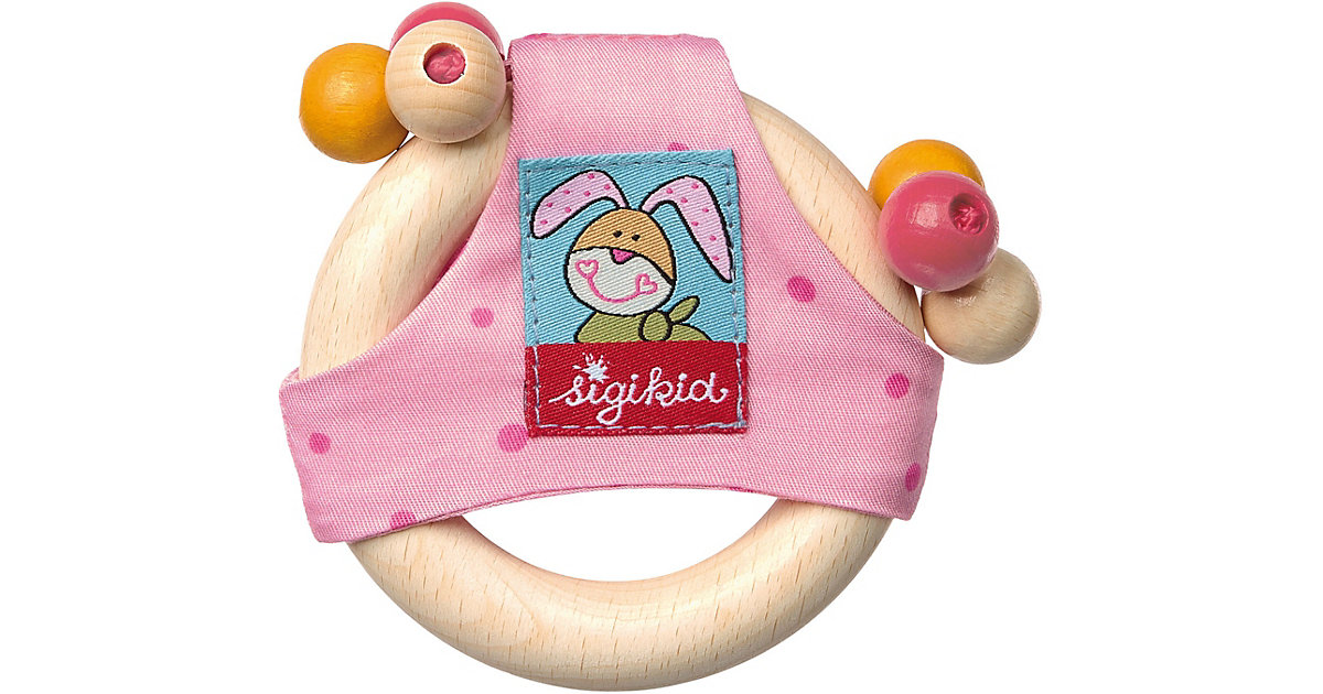Holz-Rassel Hase Bungee Bunny (75070)