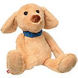 Мягкая игрушка Sigikid Собака Глен Конфетка, 47 см
