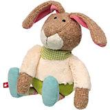 """Мягкая игрушка Sigikid """"Лоскутки"""" Кролик, 28 см"""