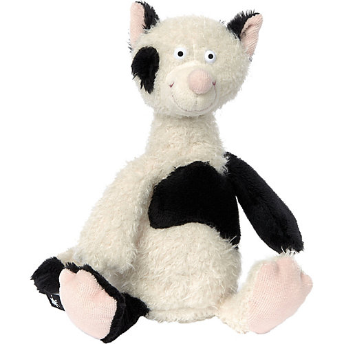 """Мягкая игрушка Sigikid """"Апчхи!"""" Маленький кот, 20 см от Sigikid"""