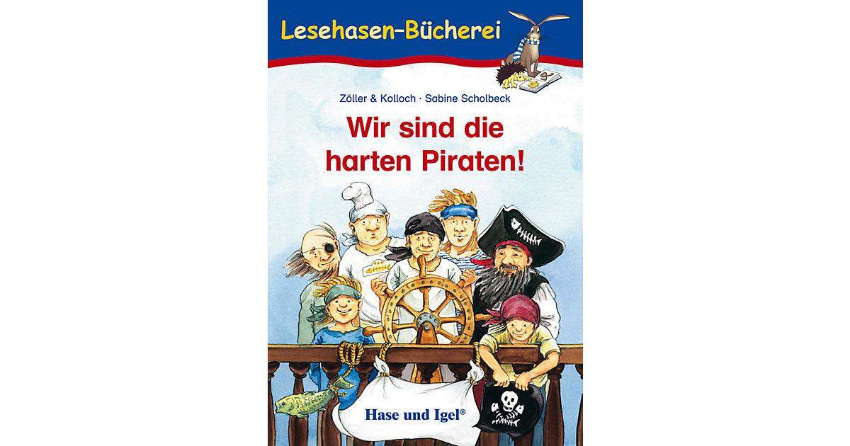 Wir sind die harten Piraten!
