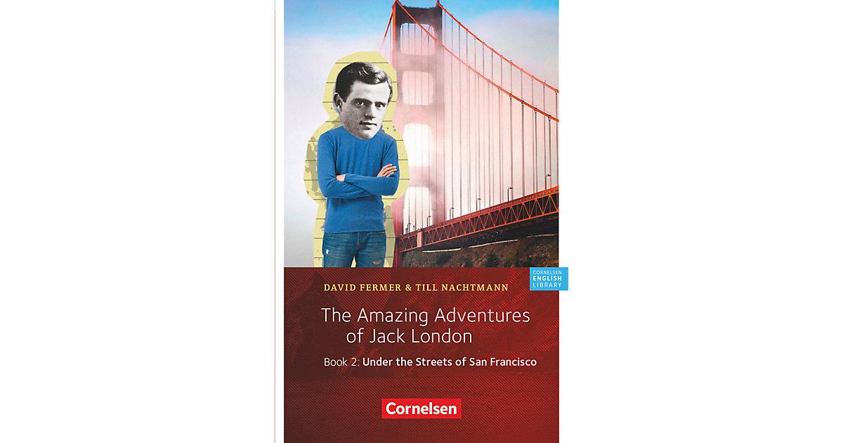 The Amazing Adventures of Jack London