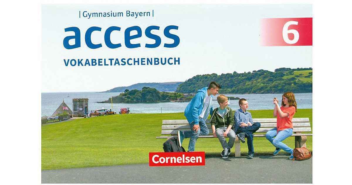 Access, Gymnasium Bayern: 6. Jahrgangsstufe, Vo...