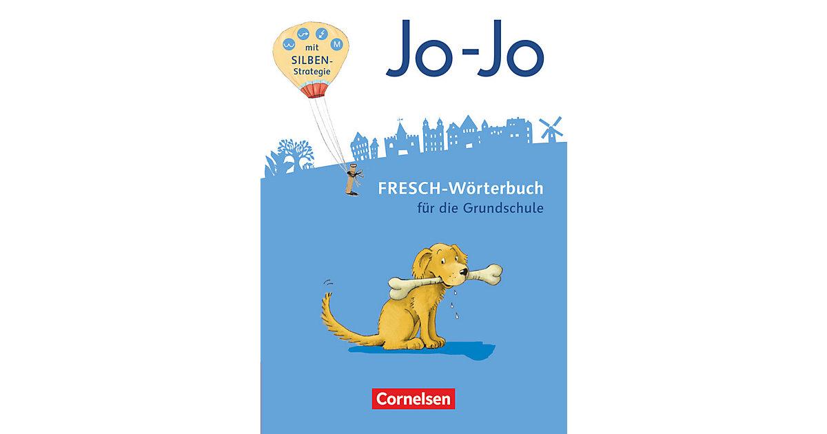 Jo-Jo Sprachbuch, Allgemeine Ausgabe 2016: 2.-4...