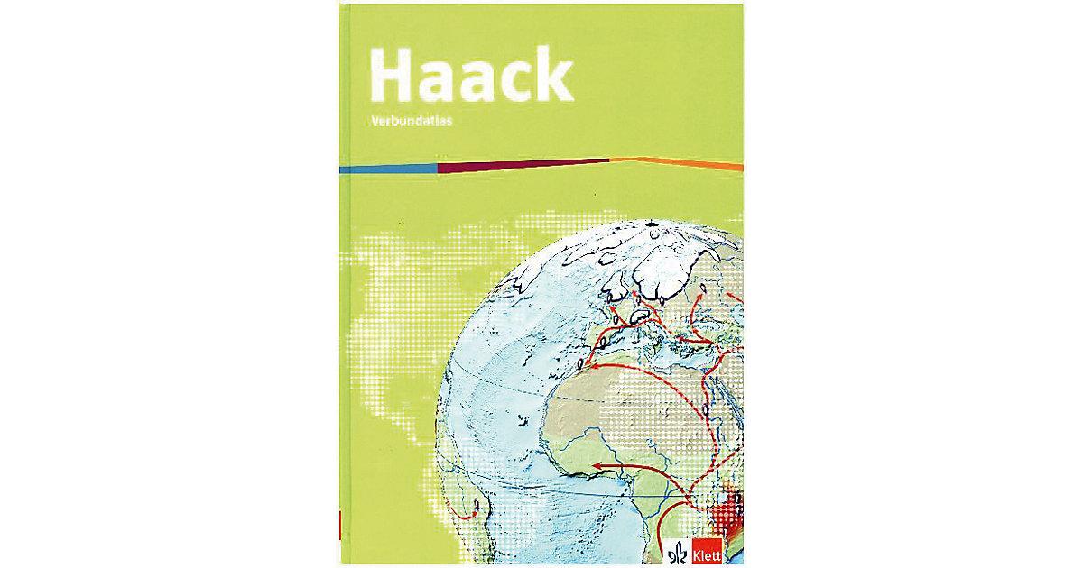 Haack Verbundatlas, Ausgabe ab 2018: Allgemeine...