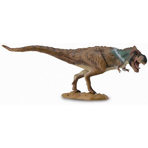 Коллекционная фигурка Collecta Тираннозавр на охоте, L от Collecta