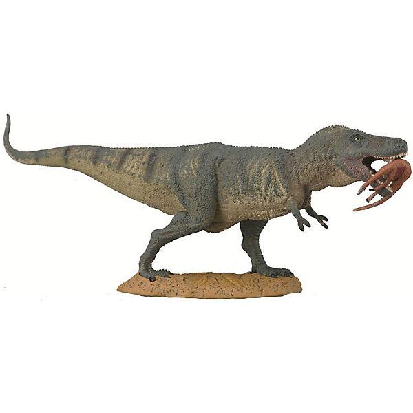 Коллекционная фигурка Collecta Тиранозавр Рекс с добычей, XL