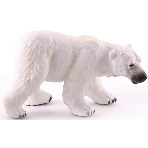 Коллекционная фигурка Collecta Полярный медведь, L от Collecta