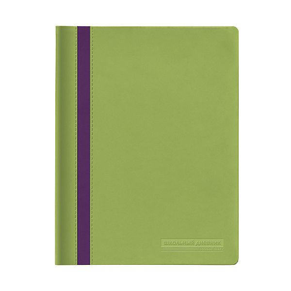 Дневник школьный Альт «Monaco», салатовый