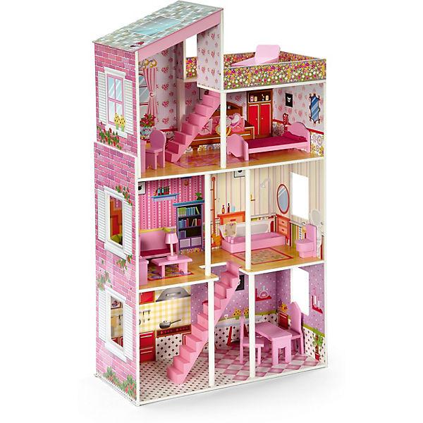 Plum® Tillington Puppenhaus aus Holz, plum