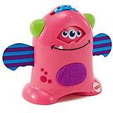 "Развивающая игрушка Fisher Price ""Мини-монстрики"", розовый"