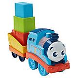 """Паровозик Thomas and Friends """"Складывай и строй"""" Мой первый Томас"""