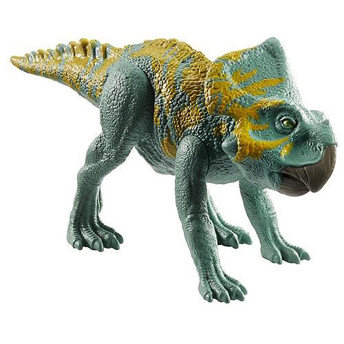 """Фигурка динозавра Jurassic World """"Атакующая стая"""", Процератопс от Mattel"""