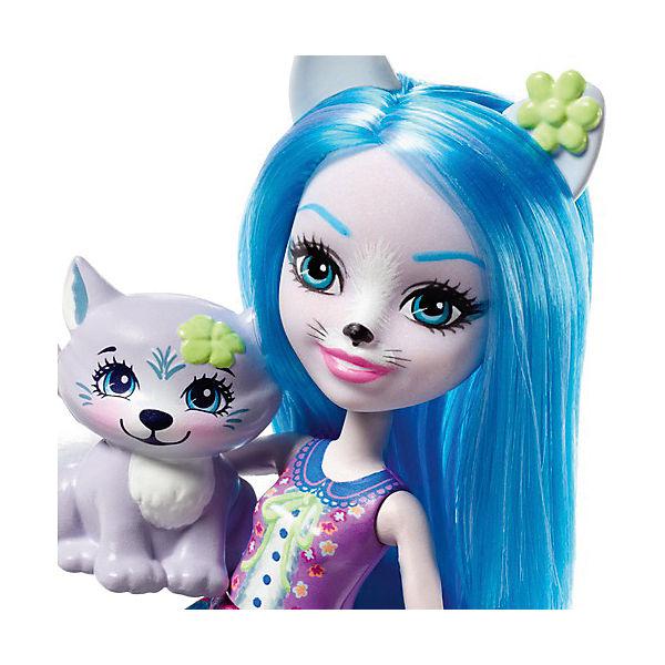 """Кукла Enchantimals """"Любимая зверюшка"""" Волк и волчонок"""
