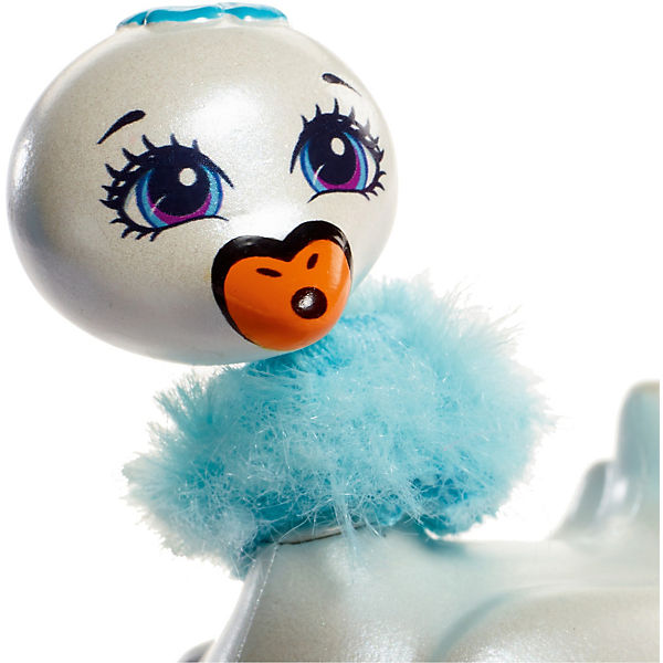 "Мини-кукла Enchantimals ""Любимая зверюшка"" Саффи Свен и Саффи"