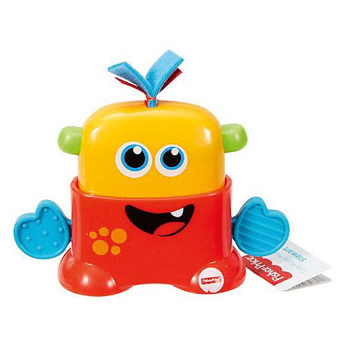 """Развивающая игрушка Fisher Price """"Мини-монстрики"""", красный от Mattel"""