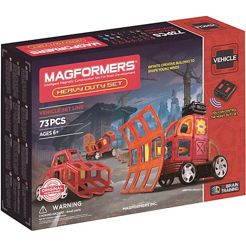 "Магнитный конструктор Magformers ""Heavy Duty Set"" от MAGFORMERS"