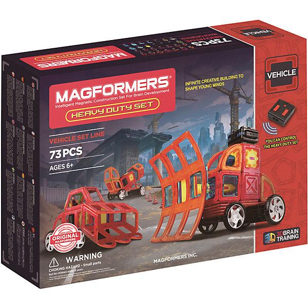 """Магнитный конструктор Magformers """"Heavy Duty Set"""""""