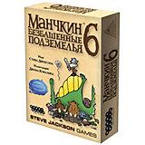 Настольная игра Hobby World Манчкин 6 Безбашенные Подземелья