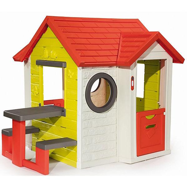 Игровой домик Smoby со столом