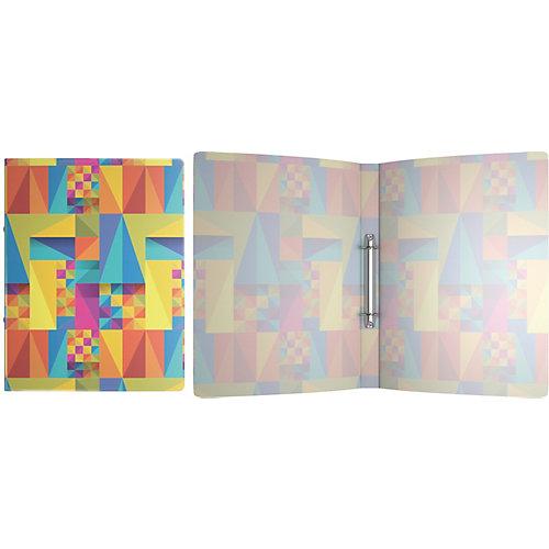 Файл на 2 кольцах Erich Krause «Arlecchino» А4 от Erich Krause