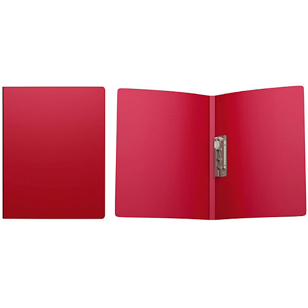 Папка пластиковая ErichKrause «Classic» А4, красный